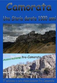 """presentazione  del libro """"Camorata: una Storia durata 1000 anni"""" scritto e prodotto dai Soci dell'Associazione Pro-Camorata"""